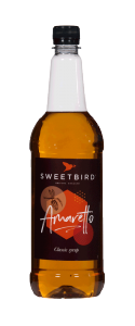 Sweetbird Amaretto Syrup - 1 Litre